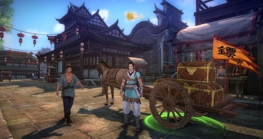 Age of Wushu's freetoplay model details revealed