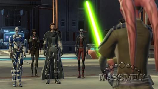 SWTOR - Black Talon group