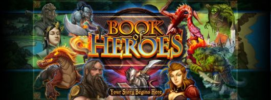 First Impressions Book of Heroes