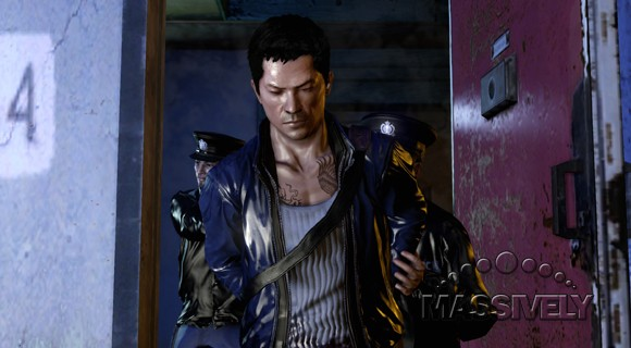 Sleeping Dogs - I'm a cop you idiots