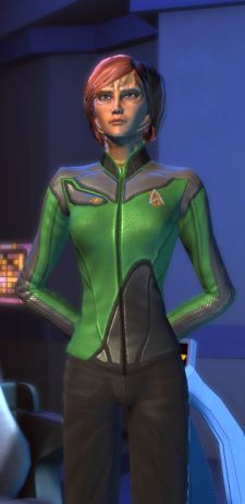 Playing a Cardassian is too awesome for the game's core systems to contain it.