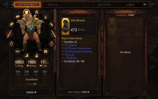 Diablo III console video sizzles, Blizzard hints at other platforms