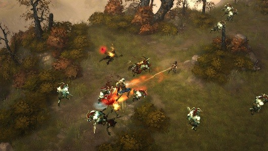 Diablo 3's acution house 'really hurt the game'