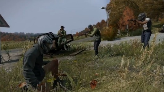 DayZ's zombies are getting smarter  and hungrier