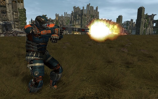 Fallen Earth introduces new Deathtoll weapons and the perilous Dome