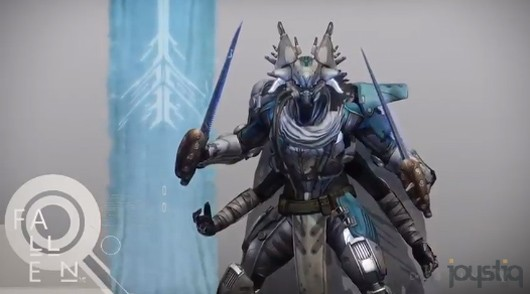 GDC 2013 Bungie shows of Destiny character concepts and animation
