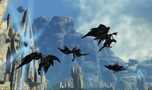 Dragon's Prophet two starter zones unveiled