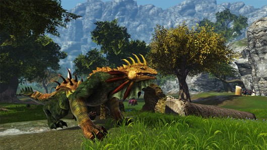 Dragons Prophet flies into NA closed beta March 19