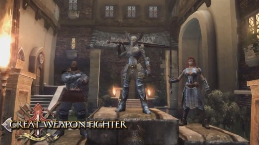 Neverwinter's Great Weapon Fighter playable at PAX East