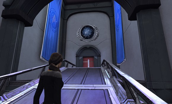 STO Embassy shuttlebay entrance