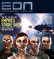 EON Issue #2 cover