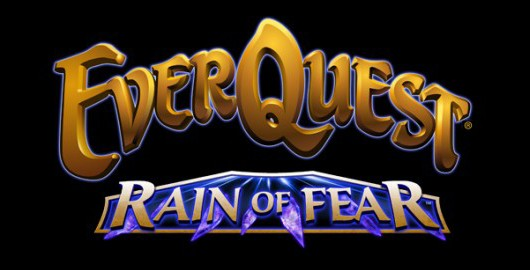 EverQuest Rain of Fear logo