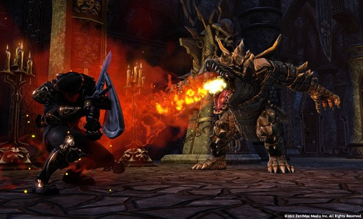 Serving you a scoop of Elder Scrolls Online beta details