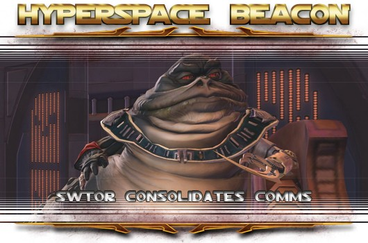 Hyperspace Beacon SWTOR consolidates comms