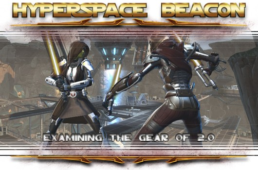 Hyperspace Beacon Examing the gear of SWTOR 20