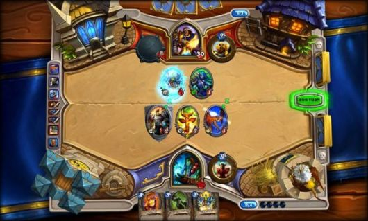 Screenshot -- Hearthstone: Heroes of Warcraft