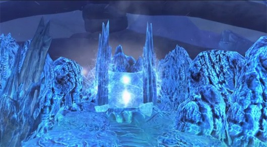 Icy dangers revealed in Neverwinter's Icespire Peak trailer