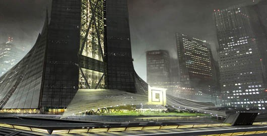 Orochi Group HQ