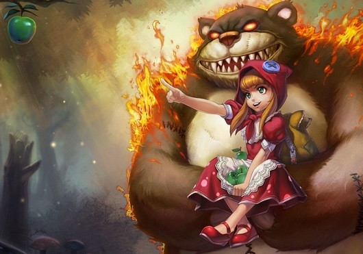 The Summoner's Guidebook The little stories League of Legends creates