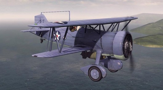 This Curtiss is one of the sexiest machines ever built