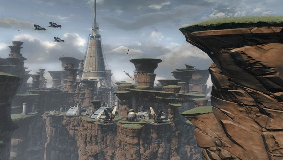 Massively Interview SWTOR's Jeff Hickman reveals more about the Cartel expansion