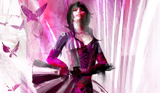 Guild Wars 2 Mesmer art