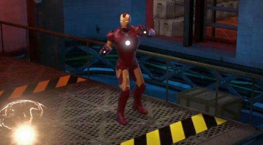 Iron Man is my favorite hero mostly because his arch-nemesis is Iron Man.