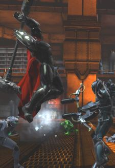 DCUO's Legends gets the notes right, but I think it sort of misses the point.