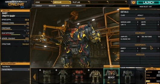 MWO has big plans for March