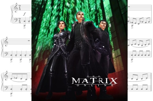 Jukebox Heroes The Matrix Online's soundtrack