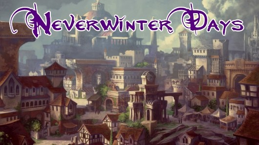 Neverwinter Days The DDO connection