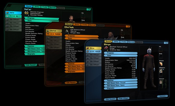Captain's Log STO's Romulan legacy
