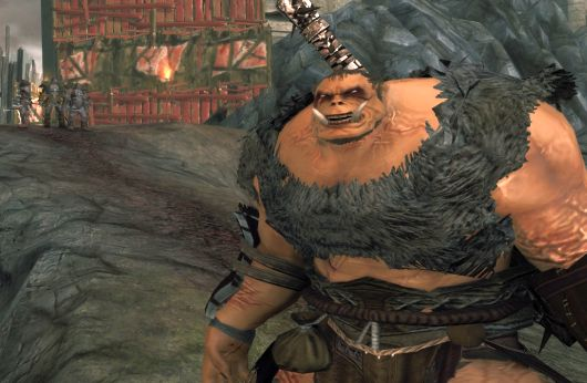 One day we will have a game with smart ogres.  No one will see it coming.