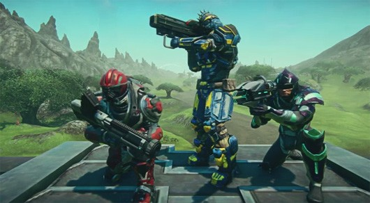 PlanetSide 2's GU04 introduces account unlocks, the twoman flash, and new training zone