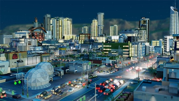 If SimCity is an MMO, what should we call actual MMOs?