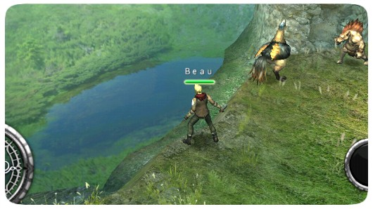 Avabel screenshot