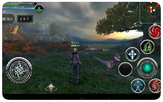 Avabel Online screenshot