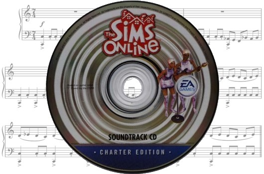 Jukebox Heroes The Sims Online's soundtrack