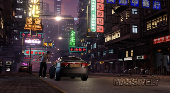 Sleeping Dogs - Streets of Hong Kong