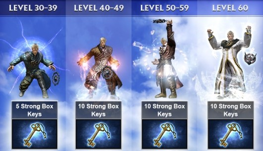 TERA invites new players to power level