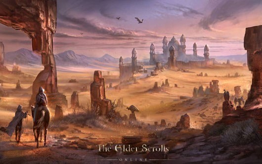 The Elder Scrolls Online concept art