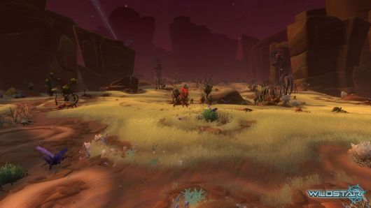 Screenshot -- WildStar