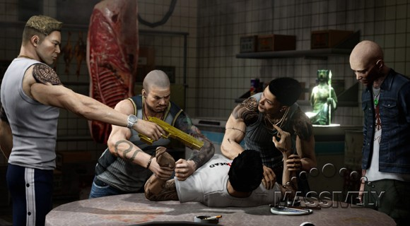 Sleeping Dogs - Winston and Wei Shen