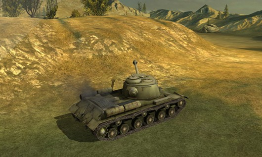 World of Tanks Blitz to 'rival anything on a console'