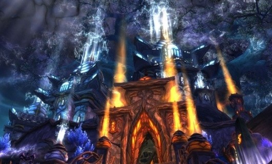 World of Warcraft patch 53 rushes into a new battleground