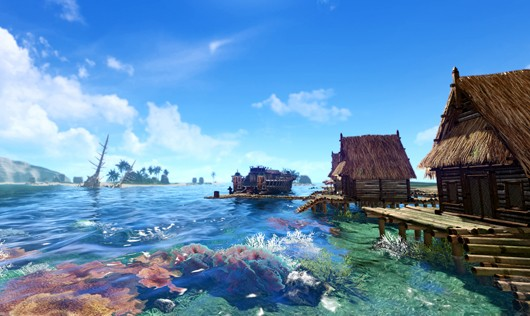 ArcheAge - Long Plains Coast
