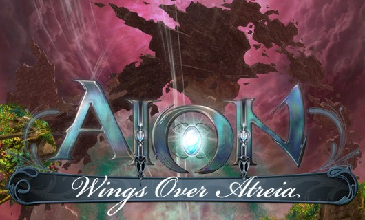 Wings Over Atreia Exclusive  Aion 40 launches in June!