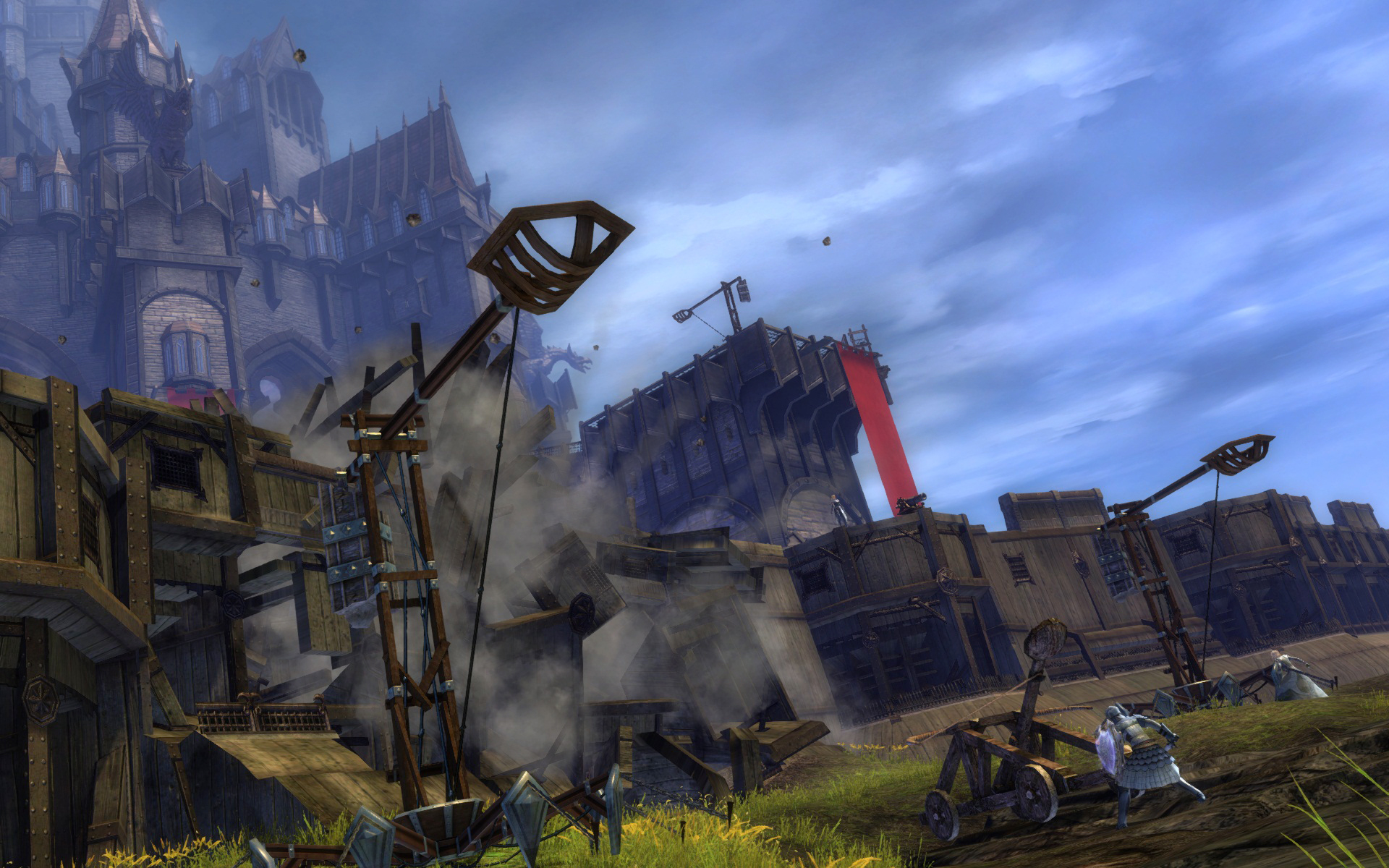 ArenaNet separates WvW reset times for North American and European servers