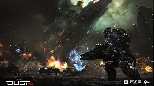 CCP revamping DUST 514's skill system 