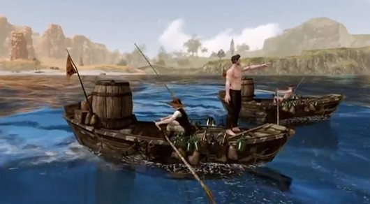 XL releases ArcheAge fishing trailer